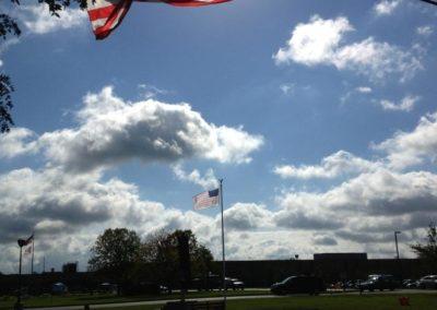 Aerial Flag 1